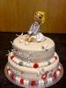 Lina\'s Kommunion\'s-Torte