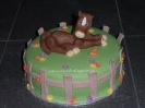 Pferde-Torte
