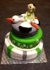 Taufe-Torte