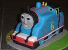 Thomas-Taart fir de Lukas