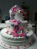Wilton-Hochzeittorte